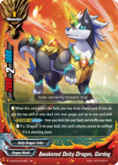 Awakened Deity Dragon, Gardog [S-BT04/0010EN RR (FOIL)] English