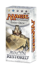 Avacyn Restored Event Deck: Humanity's Vengeance