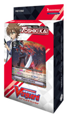 CFV-V-TD02 Toshiki Kai (English) V-Trial Deck