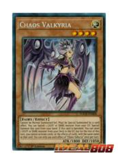 Chaos Valkyria - TOCH-EN008 - Collector's Rare - 1st Edition