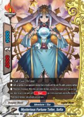 Mysterious Fortune Teller, Sofia [S-RC01/019EN RR (FOIL)] English