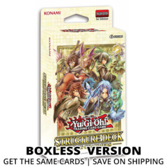 Spirit Charmers (1st Edition) Yugioh Structure Deck (Boxless) * DELAYED til 11.20