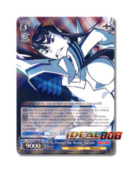 To Protect the World, Satsuki [KLK/S27-E072 RR] English