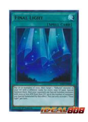 Final Light - SAST-EN090 - Ultra Rare - 1st Edition