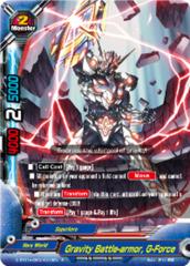 Gravity Battle-armor, G-Force [D-BT01A-EB02/0018EN R (FOIL)] English