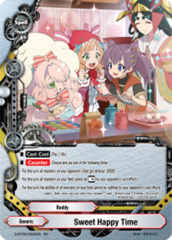Sweet Happy Time [S-BT06/0020EN RR (FOIL)] English