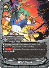 Wild Guard [S-BT02/0044EN U (FOIL)] English