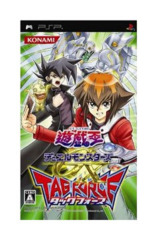 Yu-Gi-Oh! GX Tag Force - PSP [Japanese] (Game Sealed w/Cards)