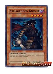 Armageddon Knight - PTDN-EN021 - Super Rare - Unlimited Edition