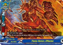 Flame Demon, Effesteo [D-BT04/0106EN C (FOIL)] English