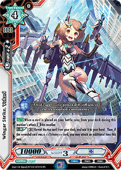 Wingar Strike, Yukari - BT03/026EN - SP (SIGNED FOIL)
