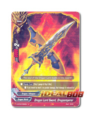 Dragon Lord Sword, Dragoemperor [H-BT03/0056EN U] English Foil
