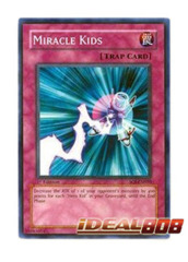 Miracle Kids - SOI-EN050 - Common - 1st Edition