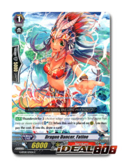 Dragon Dancer, Fatine - G-BT09/071EN - C