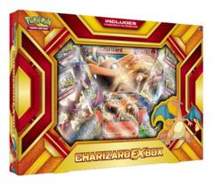 Charizard-EX (Fire Blast) Collection Box