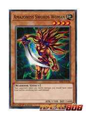 Amazoness Swords Woman - SS02-ENC06 - Common - 1st Edition