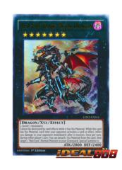 Red-Eyes Flare Metal Dragon - LDK2-ENJ41 - Ultra Rare - 1st Edition