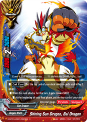 Shining Sun Dragon, Bal Dragon [X2-BT01A-SS01/0028EN C (Parallel FOIL)] English