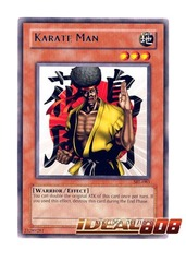 Karate Man - SRL-EN083 - Rare - Unlimited Edition