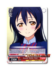 Gentle Smile, Umi [LL/W34-E048 U] English