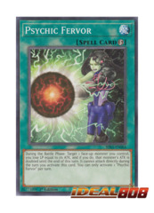 Psychic Fervor - RIRA-EN064 - Common - 1st Edition