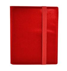 Dex Protection 9 pocket Binder - Red