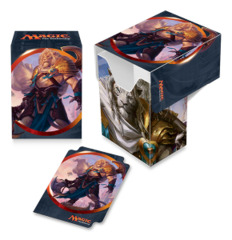 Magic the Gathering Aether Revolt Deck Box - Ajani Unyielding (#86489)