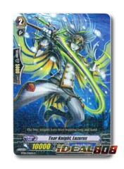 Tear Knight, Lazarus - BT08/036EN - R