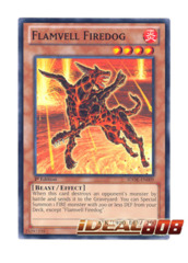 Flamvell Firedog - SDOK-EN009 - Common - 1st Edition