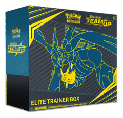 SM Sun & Moon - Team Up (SM09) Pokemon Elite Trainer Box * PRE-ORDER Ships Jan.28