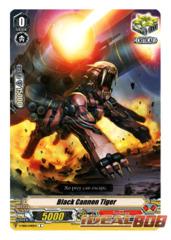 Black Cannon Tiger - V-EB01/040EN - C