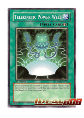 Telekinetic Power Well - CRMS-EN055 - Common - 1st Edition