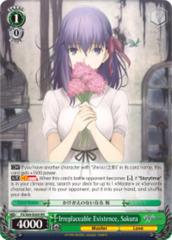 Irreplaceable Existence, Sakura [FS/S64-E024 RR (Mosaic Gloss)] English