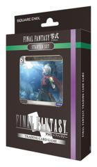 Final Fantasy TCG:  Type-0 Starter Deck (Lightning & Wind) * ETA Jun.2017