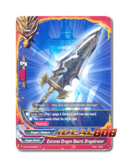 Extreme Dragon Sword, Dragobraver [H-BT03/0093EN C] English Foil
