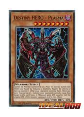 Destiny HERO - Plasma - LEHD-ENA02 - Common - 1st Edition