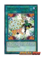 Trickstar Bouquet - FLOD-EN055 - Rare - 1st Edition