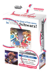 Revue Starlight (English) Weiss Schwarz Trial Deck+ (Plus)