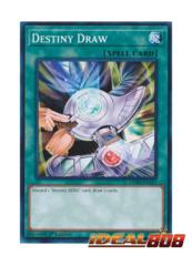 Destiny Draw - LEHD-ENA17 - Common - 1st Edition