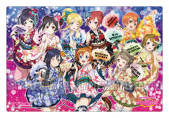 Love Live! [Cast] Bushiroad Extra Collection Playmat