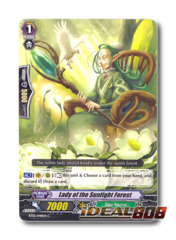 Lady of the Sunlight Forest - BT05/048EN - C