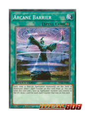 Arcane Barrier - SBAD-EN005 - Common - 1st Edition
