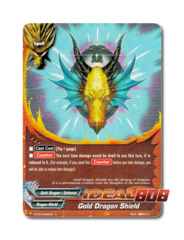 Golden Dragon Shield - BT05/0098 - C