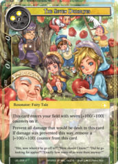 The Seven Dwarves [LEL-008 U (Regular)] English