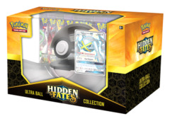 Hidden Fates Pokemon Ultra Ball Collection - Shiny Metagross GX