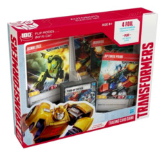 S01 Autobots (English) Transformers TCG Starter Set