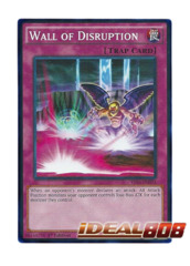 Wall of Disruption - YS16-EN033 - Common - 1st Edition