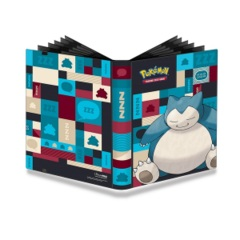 Pokemon Ultra Pro 9-Pocket PRO-Binder Album - Snorlax (#85530)
