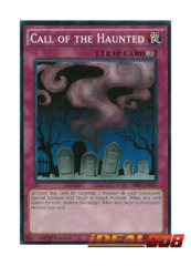 Call of the Haunted - SR02-EN039 - Common - 1st Edition