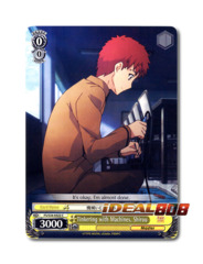 Tinkering with Machines, Shirou [FS/S34-E022 C] English Common